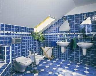 Tetőtéri fürdőszoba - Lakáskultúra magazin