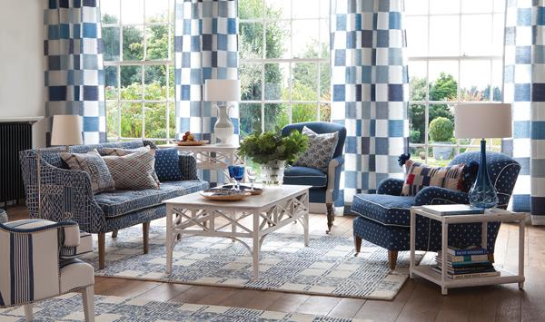 William Yeoward textilkollekció