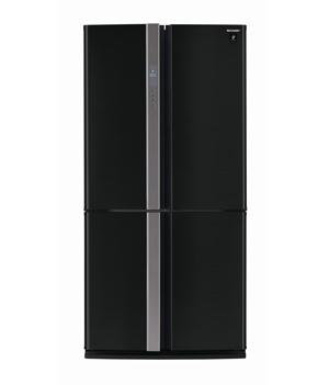 Sharp négyajtós hűtőgép