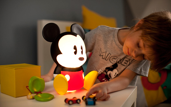 Mickey lámpa a Philipstől