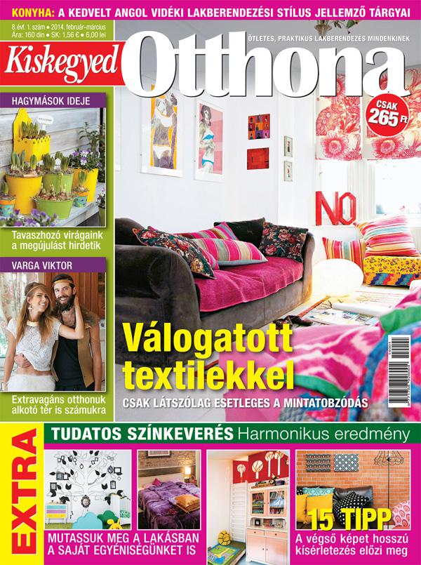 81d15f2563 Szombaton megjelenik az új Kiskegyed Otthona! - Lakáskultúra magazin