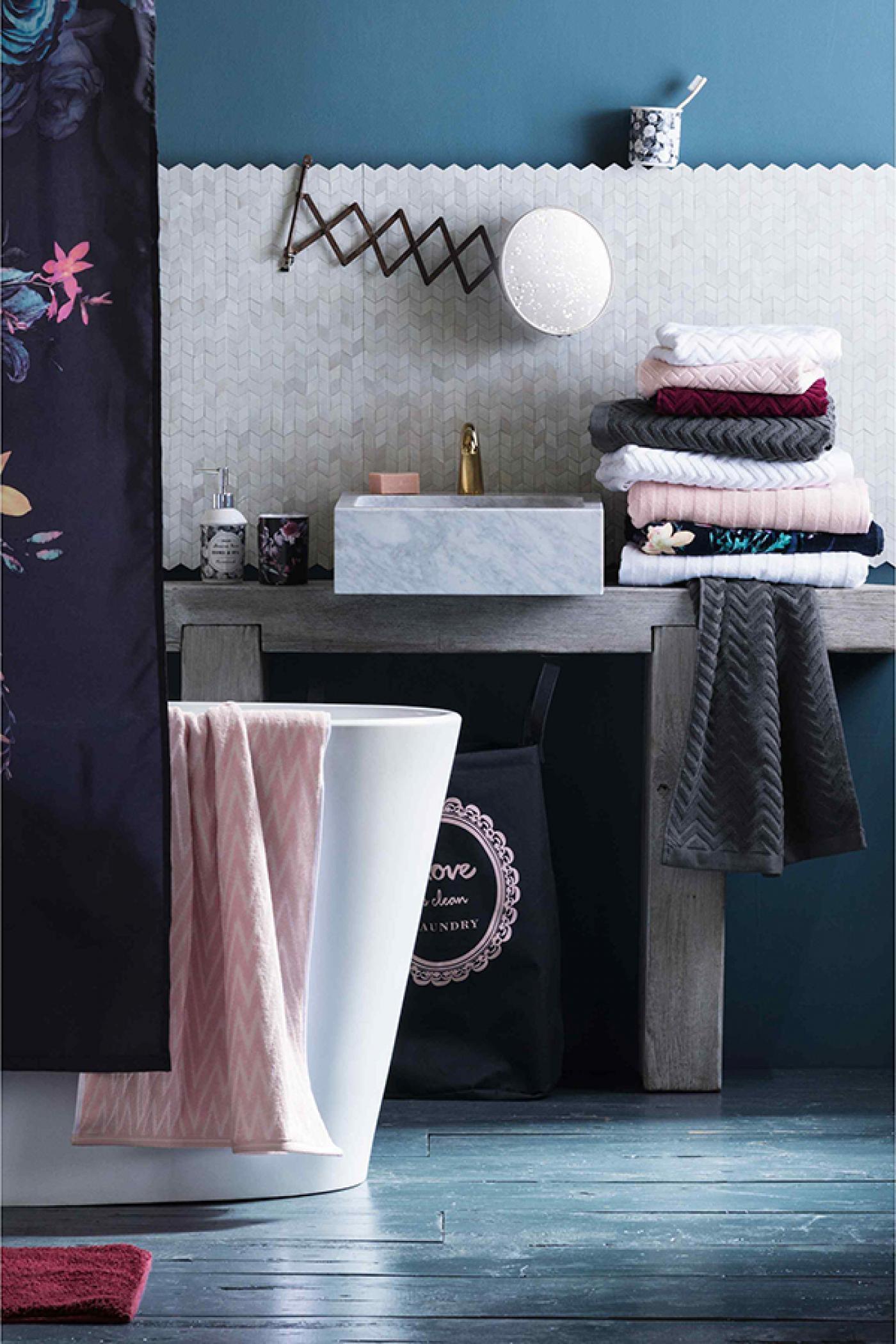 73d3afa05d A klasszikusan elegáns fürdőszoba: kék és fehér - Lakáskultúra magazin