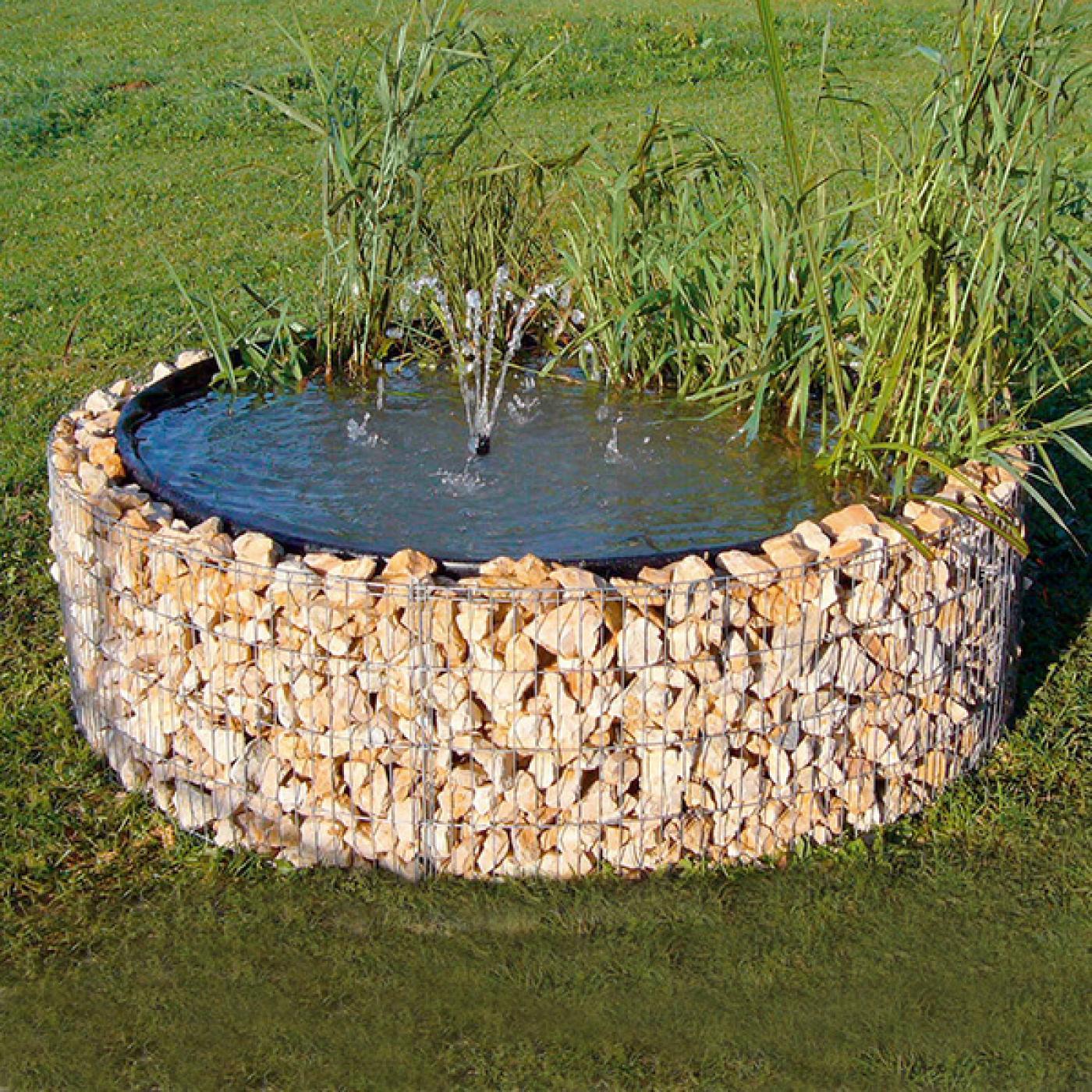Olcs s mutat s megold s a kertbe k sz ts nk gabiont for Klein tuin uitleg