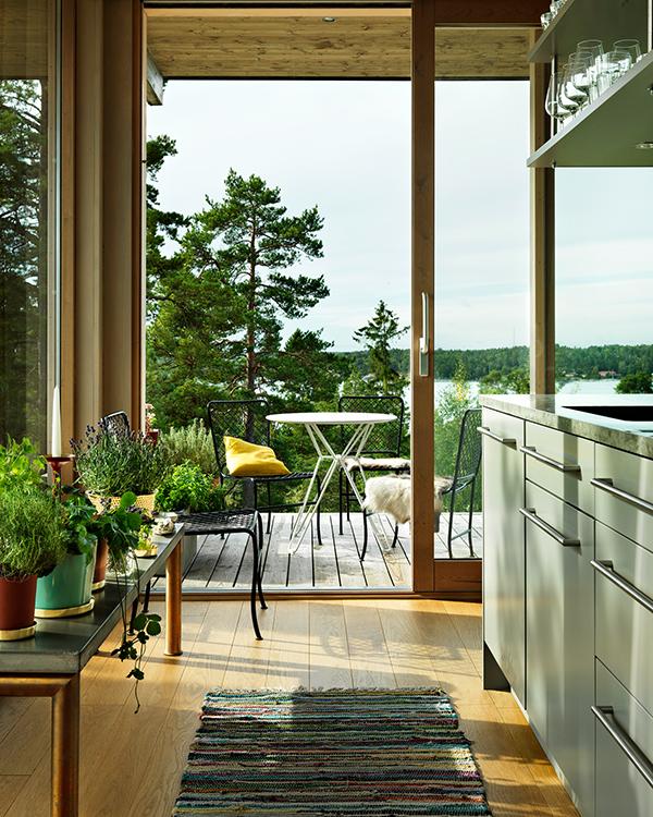 Nyári enteriőr Svédországból - Lakáskultúra magazin