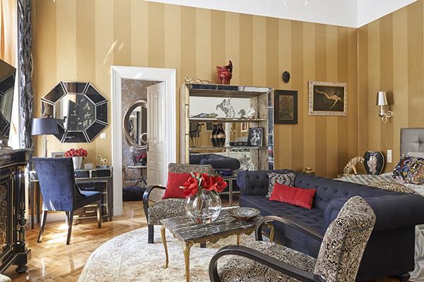 Elegancia színekkel - Lakáskultúra magazin 966de6cd55