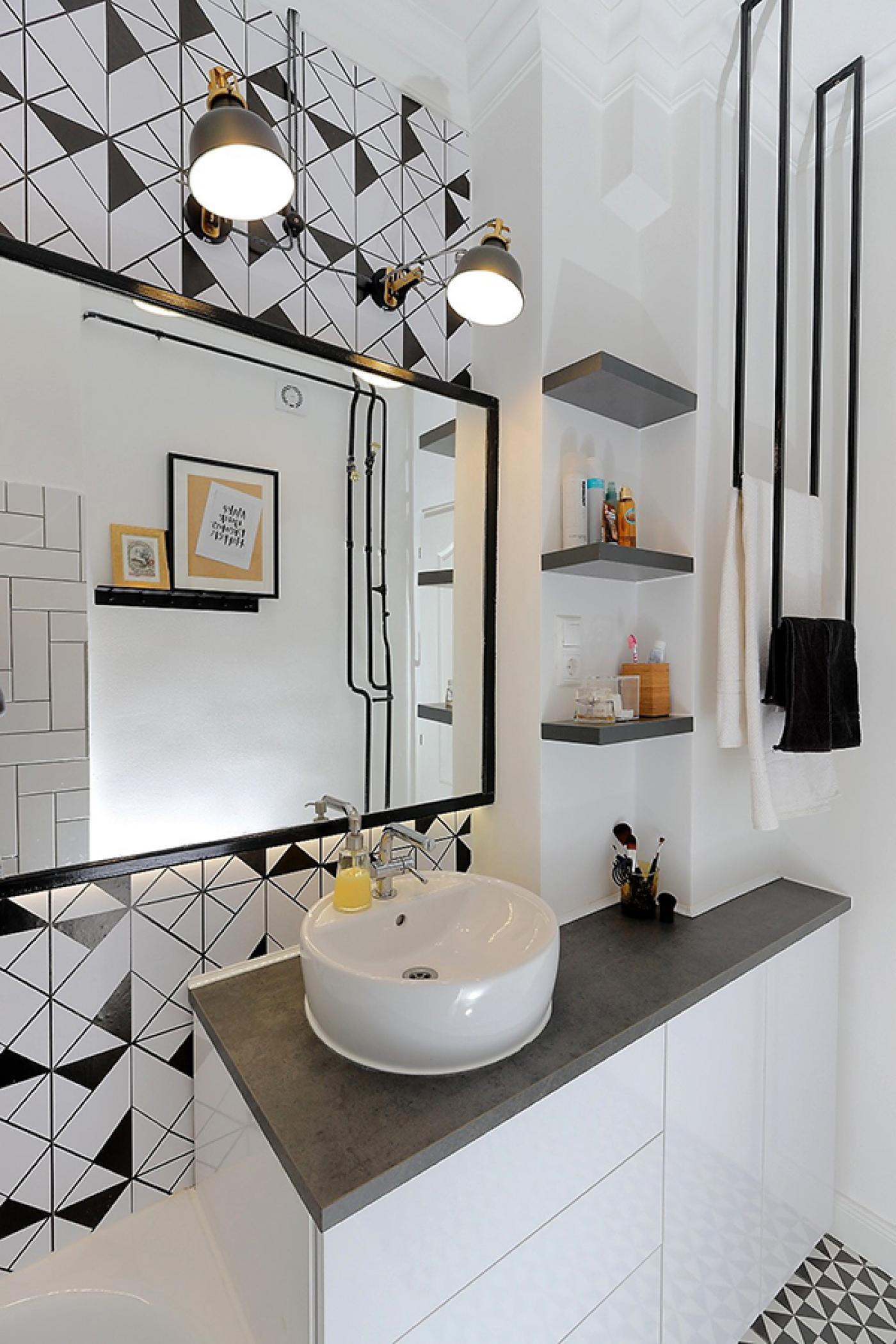Hogyan tegyünk izgalmassá egy 3 négyzetméteres fürdőszobát ...