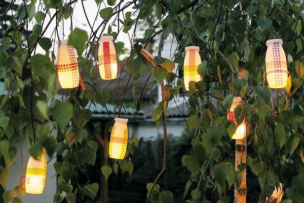 Parti fények a kertben - Lakáskultúra magazin