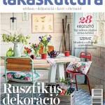 Lakáskultúra magazin márciusi száma a standokon