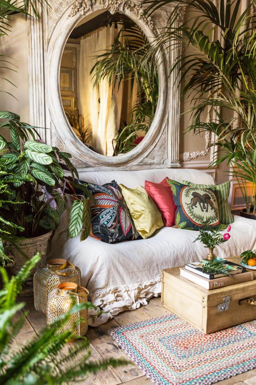Dzsungelhangulat otthon - Lakáskultúra magazin