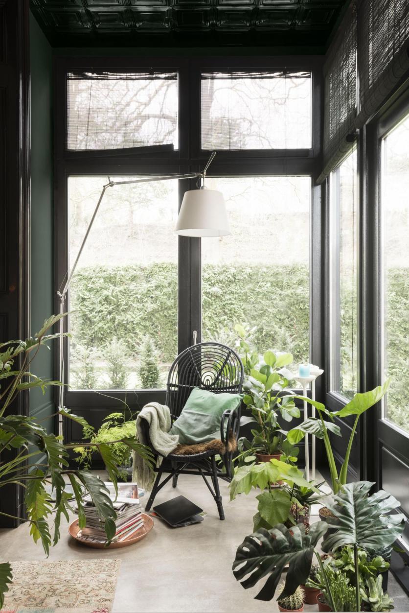 A természethez kötődve - Lakáskultúra magazin