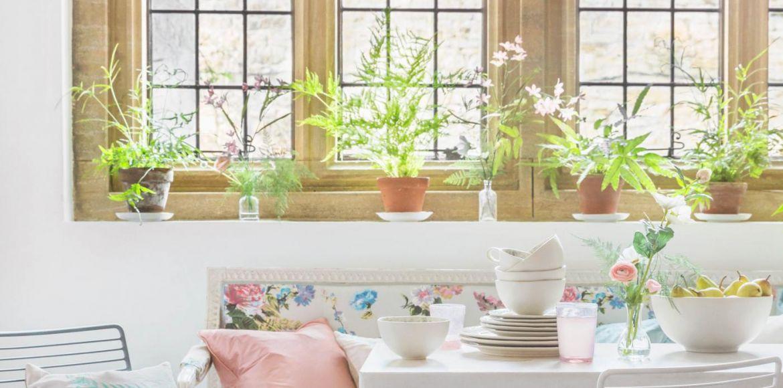 Romantikus tavaszi dekor tippek - Lakáskultúra magazin