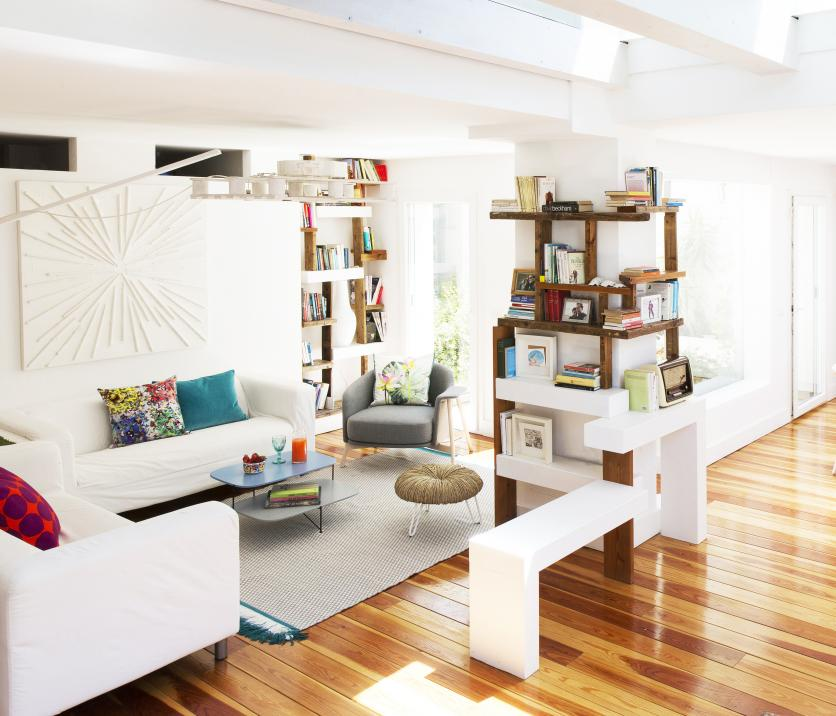 Kis lakás nagy ötletekkel - Lakáskultúra magazin