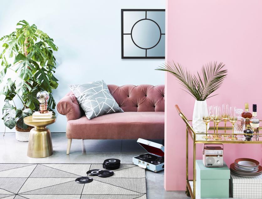 Egy csipetnyi glamúr - Lakáskultúra magazin 155af4a69c