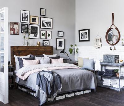 Otthonos, modern lakás az Oktogonon - Lakáskultúra magazin