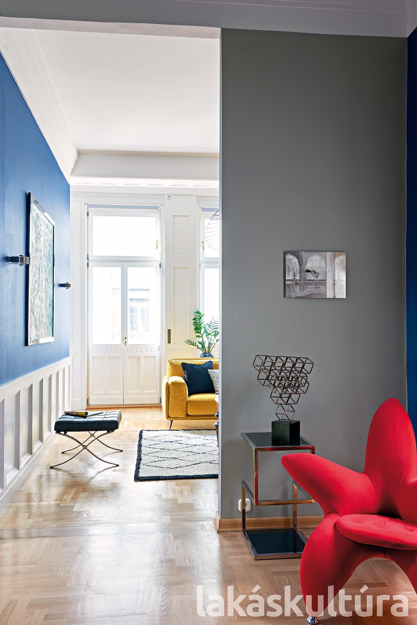 10 szín, ami tökéletesen illik a piroshoz Lakáskultúra magazin