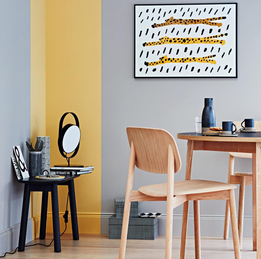 2b2c1d35b9 Így hatnak ránk a színek az otthonunkban - Lakáskultúra magazin