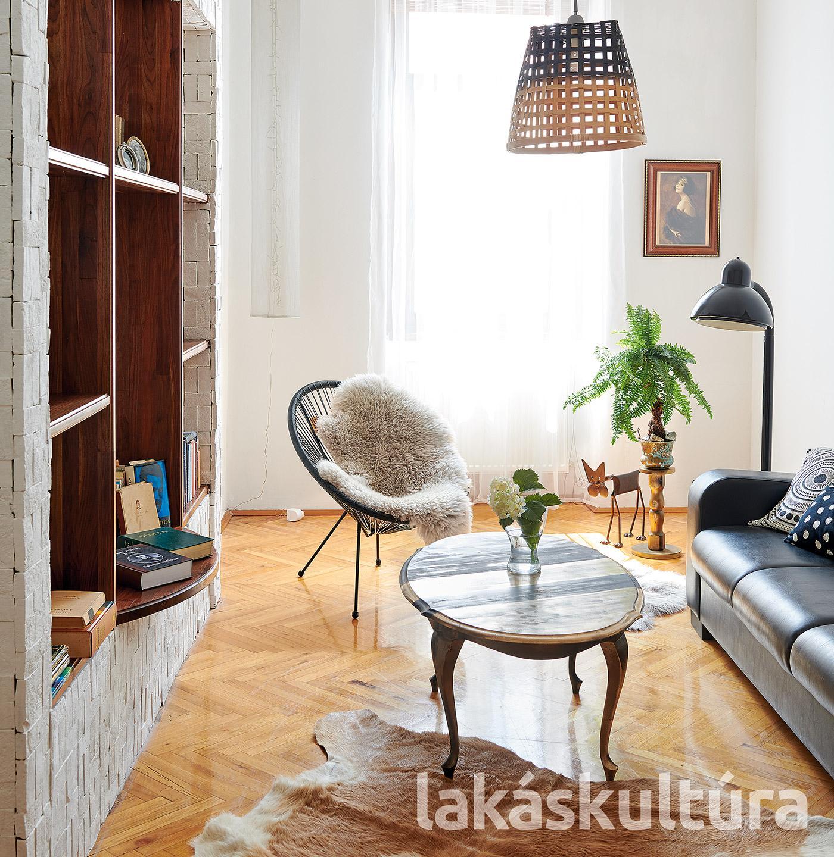 Világos eklektika Szigetvár belvárosában Lakáskultúra magazin