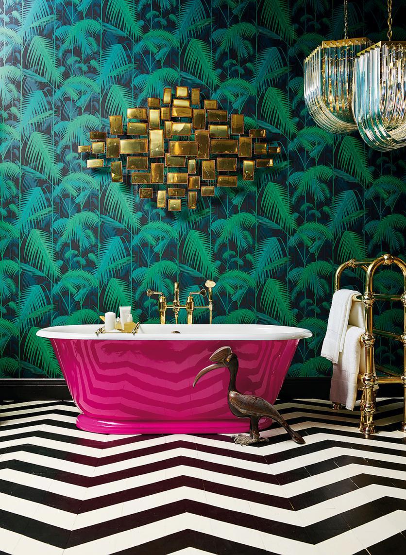 salzuflen egy lakást fürdőszobával