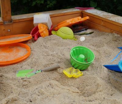 homokozó
