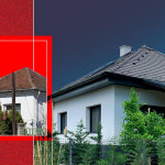 Modern kockaház, tetőtérbe rejtett értékekkel