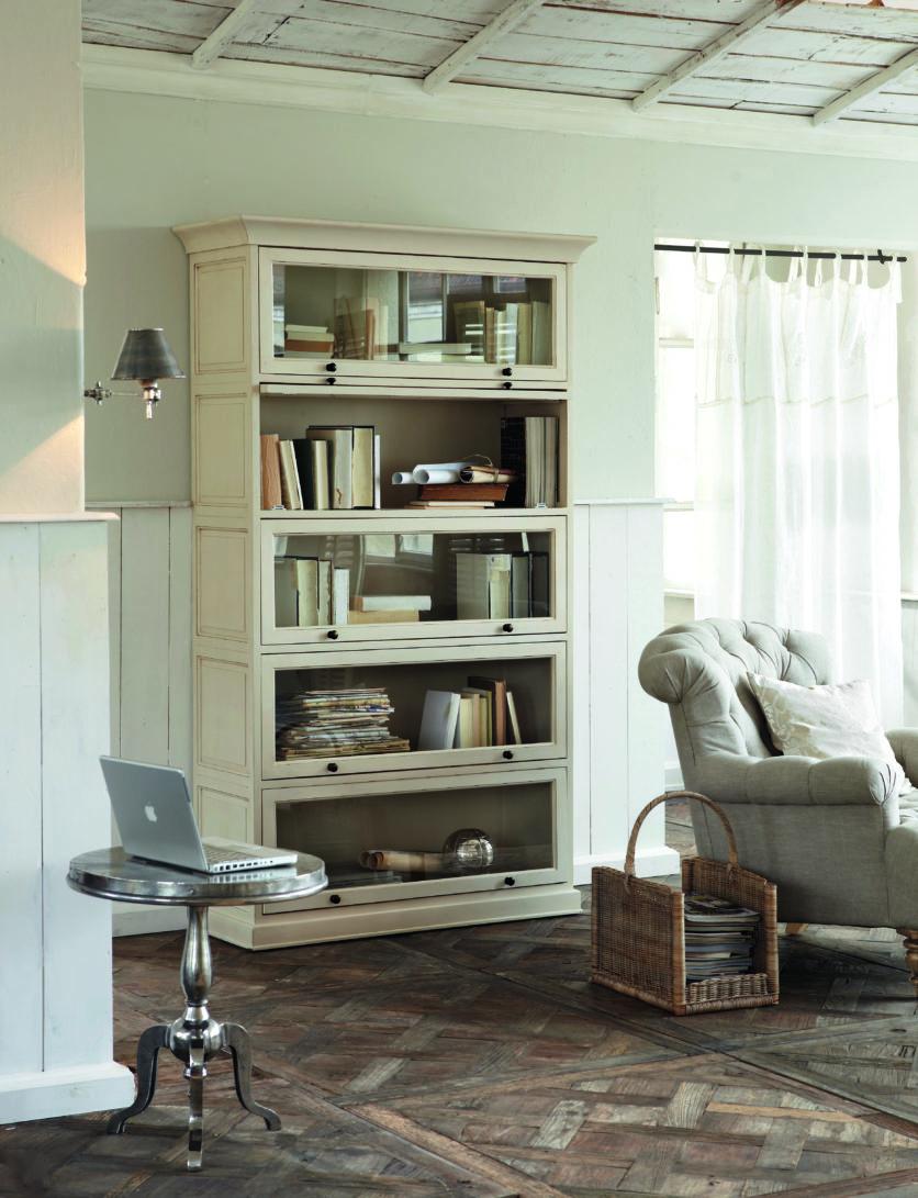 lakberendezés, vintage, rusztikus, 50 felett, álomotthon, nappali, olvasósarok