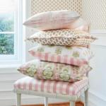 Thibaut, angol design, textilek, párnák