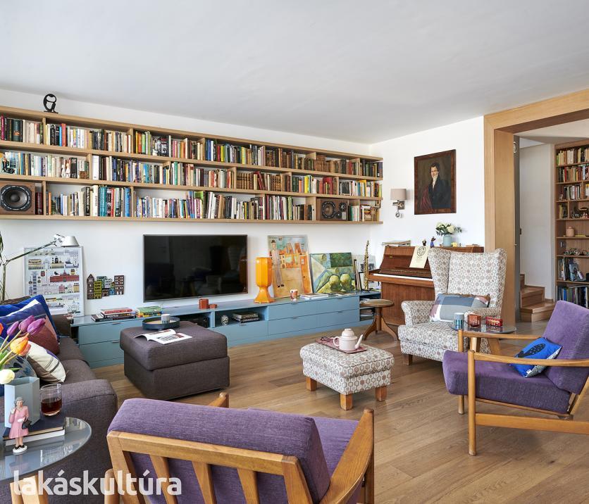 családi otthon, lakásátalakítás, modern, Szén Molnár Tamás, lakás, otthon