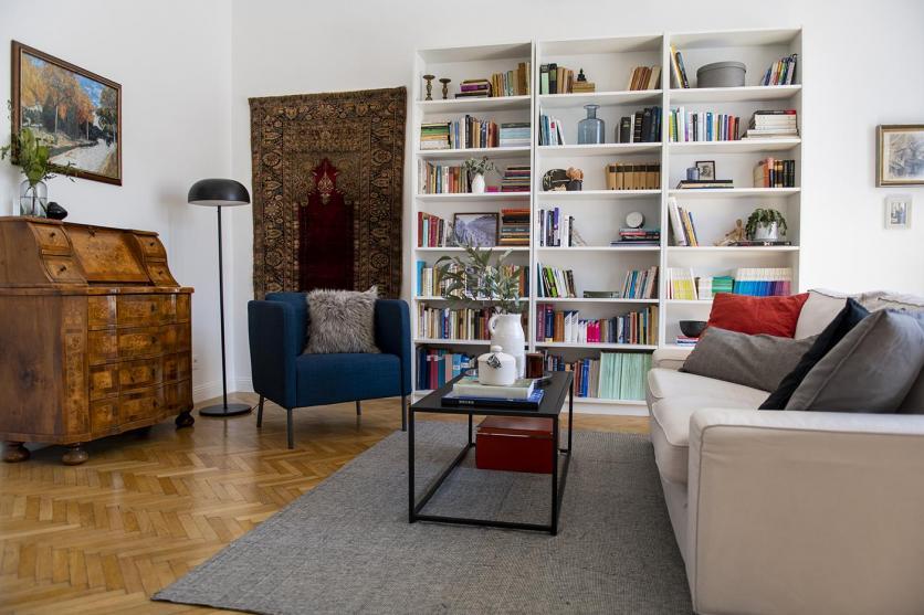 lakásriport klasszikus otthon