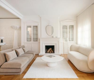 Egy belsőépítész lakása