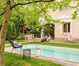 Kényelmes ház Nagykovácsiban