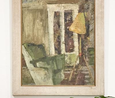 egy festmény