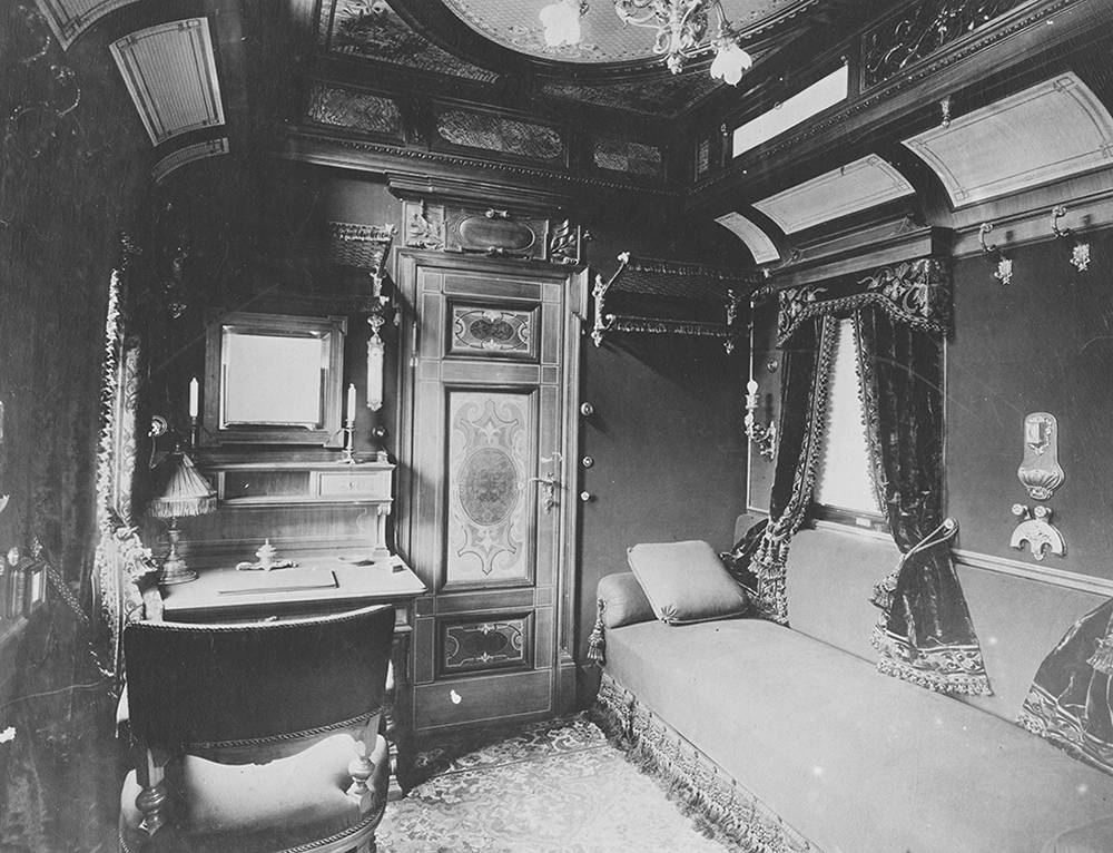 királyi vonat