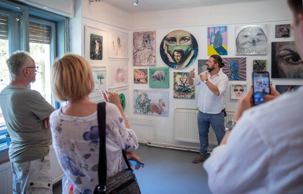 Balaton kiállítás