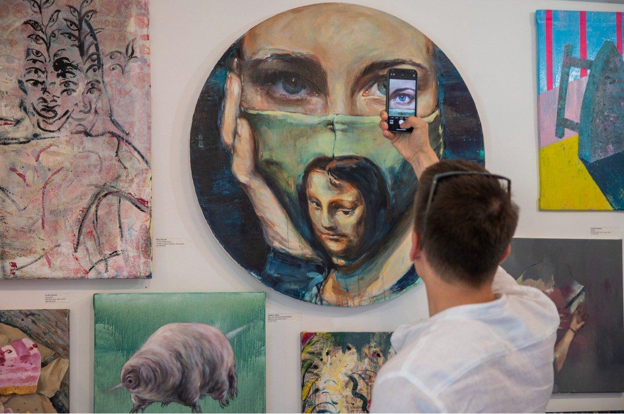 kiállítás Balaton