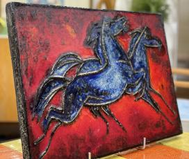 lovas kép