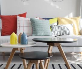 Kanapé, párna, szőnyeg