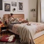Őszi dekorációs tippek néhány lépésben: hálószobai textiltrendek