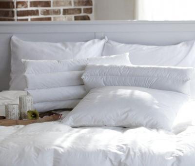 fehér ágynemű